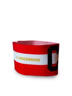 Aanvoerdersband – VV Abbenbroek